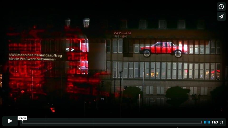 50 Jahre Volkswagen Emden