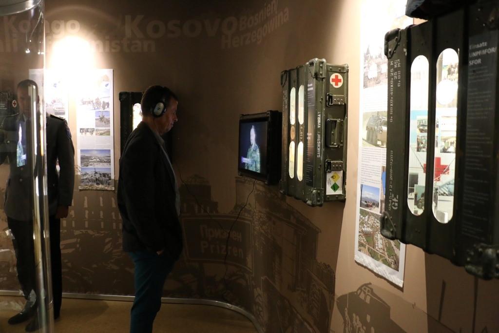 Regionale Ausstellung Kdo SES Leer